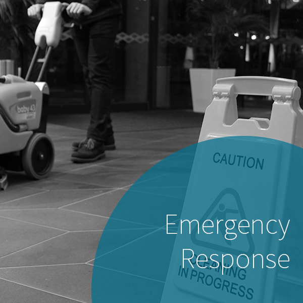 Emergency Response Cleaning